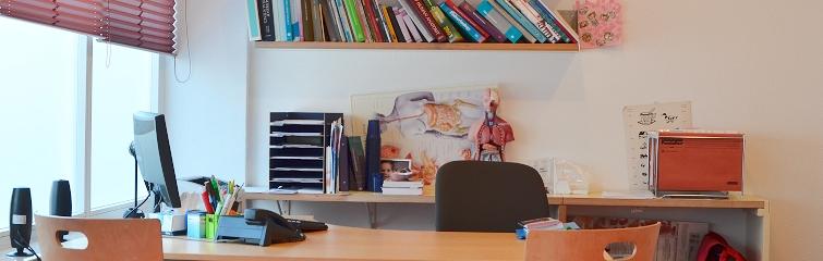 Foto van AIOS Kamer bij Huisartsencentrum Pniël.